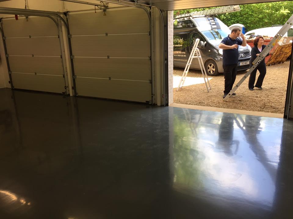 resin-floor